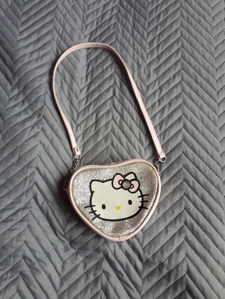 Sprzedam torebkę dziewczęcą Hello kitty