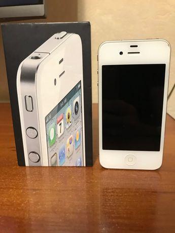 Iphone 4 16Gb White Neverlock
