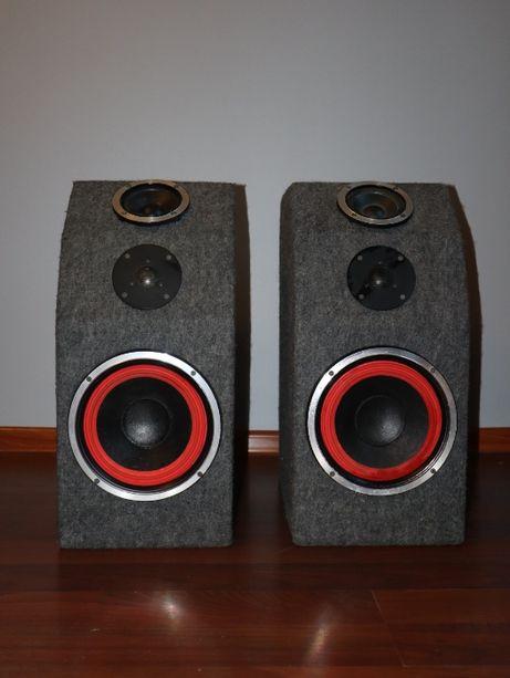 Głośniki/kolumny moc 2x 200w