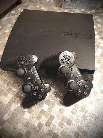 Игровая Приставка Sony PS3 прошитая! 160gb + встроенный магазин игр.