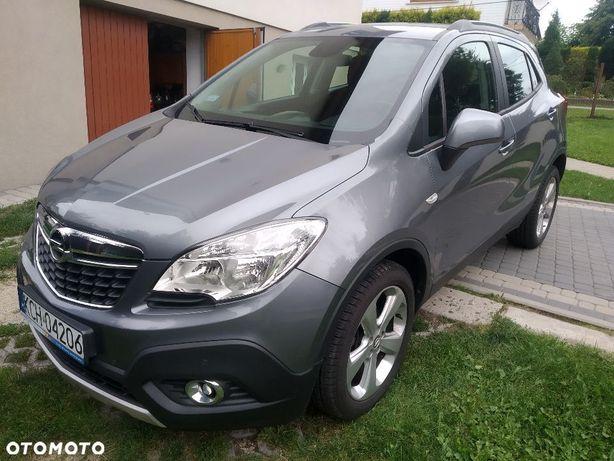 Opel Mokka Opel Mokka 1.4 turbo 4x4 140 km