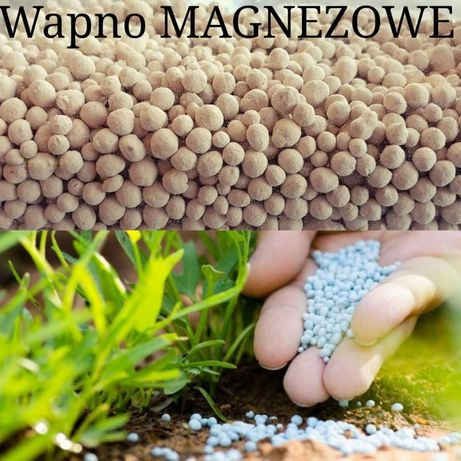 Wapno granulowane wszystkie rodzaje kredowe I magnezowe