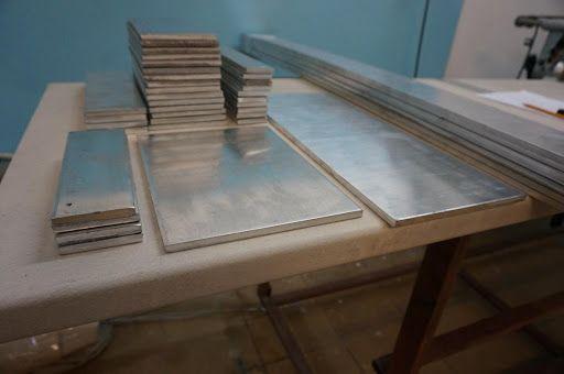 Алюминиевый лист плита алюминий от 8мм небольшие размеры