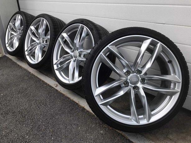 "Oryginalne Felgi Koła Audi 20"" RS A4 A5 A6 A7 A8 Q3 Q5 Q7"