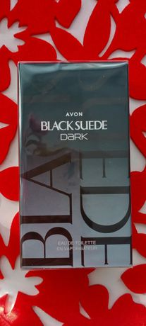 Black Suede dark dla niego 75 ml