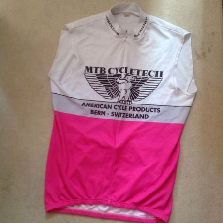 веломайка, велофутболка Cycletech