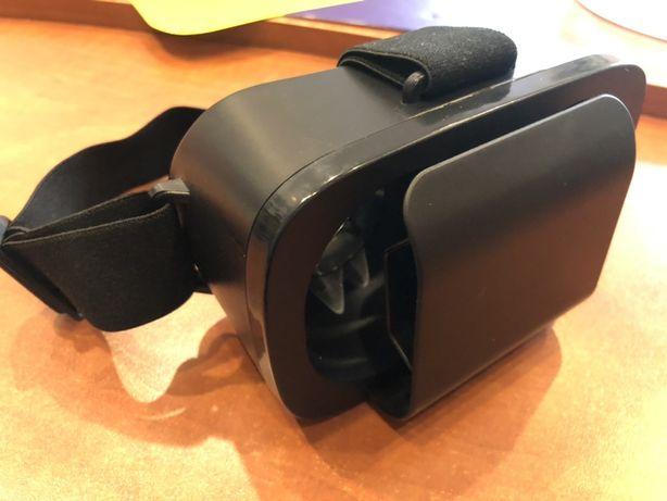 Okulary 3D do smartfona.