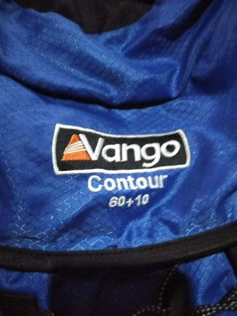 Mochila de montanha Vango Contour 60-10