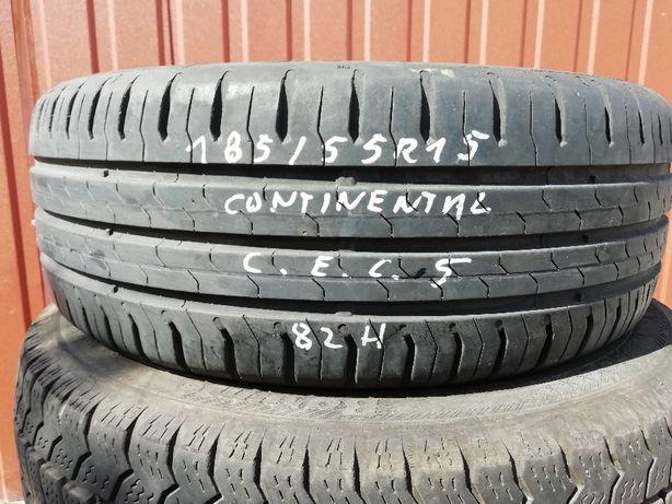 185/55 R15 82H - Continental Conti Eco Contact 5 (1 sztuka)