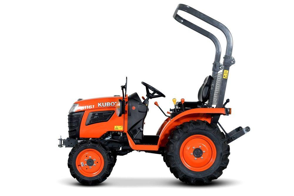 Traktorek Kubota B1121 4x4 Diesel, RATY 0%, Bielsko-Biała, PROMOCJA!