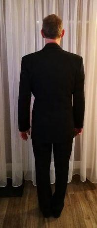 Garnitur trzyczęściowy 100% wełna!Sunset Suits-Linea Uomo