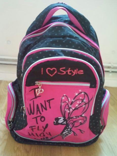 Стильний яскравий якісний рюкзак ф. YES