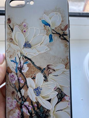 Чехол на iphone 7 plus / 8 plus