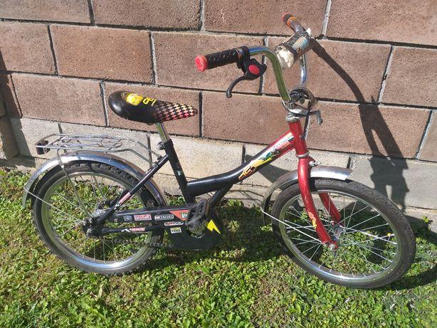 Велосипед дитячий радіус коліс 18