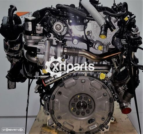 Motor VOLVO S90 II (234) 2.0 D5 AWD   03.16 -  Usado REF. D4204T23