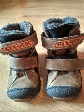Buty zimowe kozaki śniegowce Bartek 21