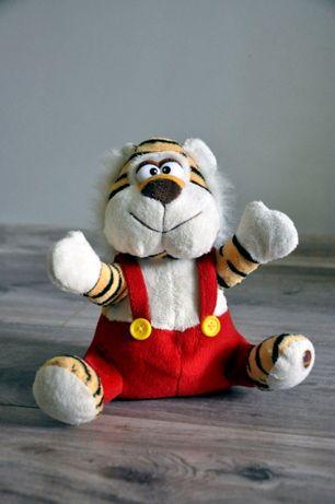 Мягкая игрушка, поющий тигр, 25 см