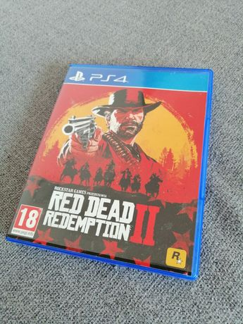 Gra PS4 Red Dead Redemption ll