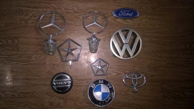 Эмблемы для автомобилей 300р.