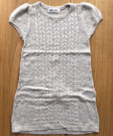 Sukienka H&M r.98/104