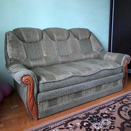 Диван з кріслами, диван розкладний