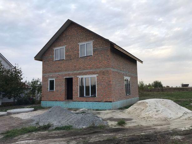 Двухэтажный дом | 120м² | Васильков, Боровая, Калиновка | С участком
