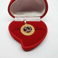 Wisiorek złoty, złoto 14 KT, Lombard Jasło Czackiego