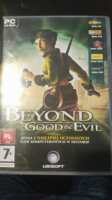 Beyound Good and Evil gra komputerowa pc,pl