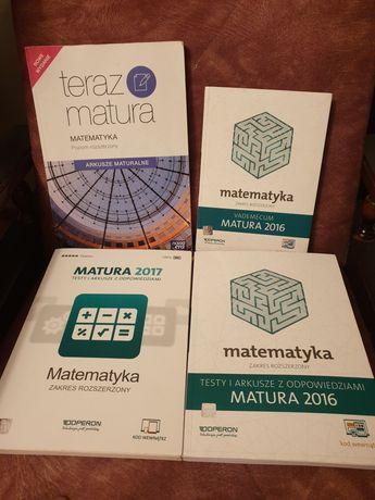 Matematyka teraz matura vadmecum operon nowa era arkusze i testy