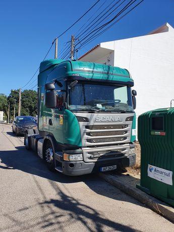 Camião scania modelo G 450