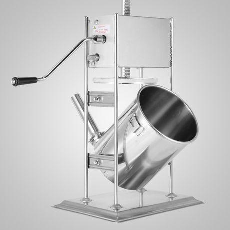maquina de encher chouriços maquina encher alheiras 7 kgs