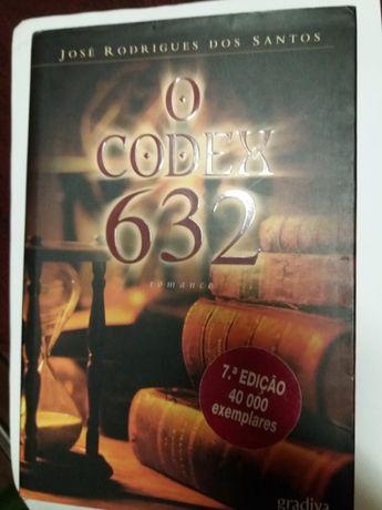 O Codex 632 - José Rodrigues dos Santos