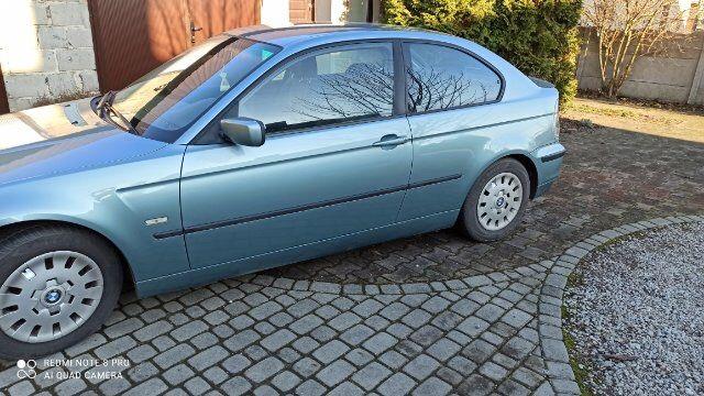 BMW 316TI 2002 Compact