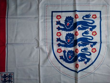 Прапор плакат флаг Английский футбольный