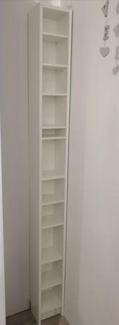 Regał biały półki