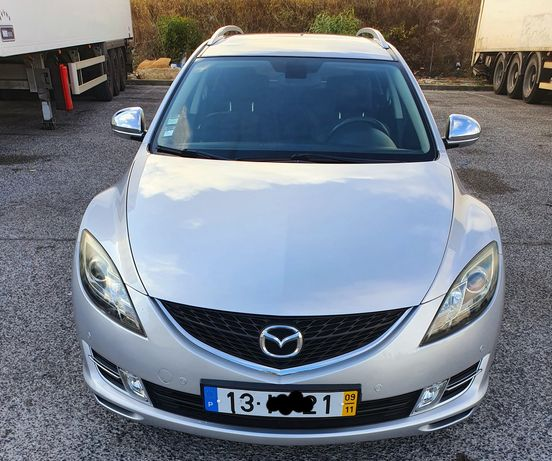 Mazda 6 sw MZR Exclusive 2.0D 140cv