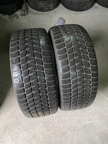 6 мм 255/55 R18 Bridgestone Blizak LM-25 4x4 Шины зимние бу