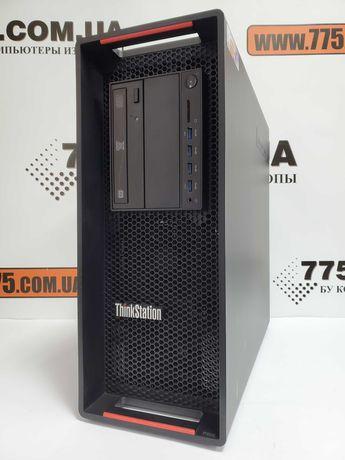 Рабочая станция Lenovo, E5-1650 v3, DDR4 32GB, 512GB+1TB, Nvidia 4GB