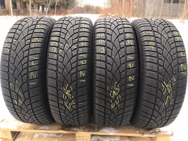 Зимові шини 235/65 R17 Dunlop SP Winter Sport 3D,7+mm 4шт,Germany