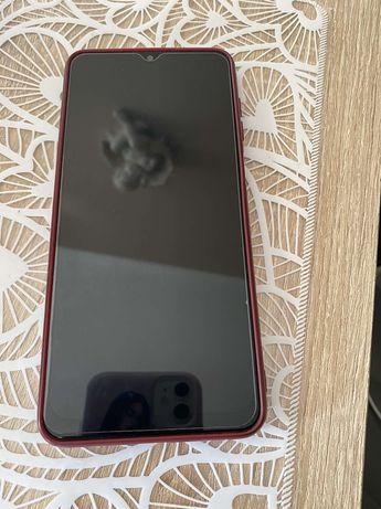 Samsung a12 Nowy! z świeżo założonym szkłem i etui