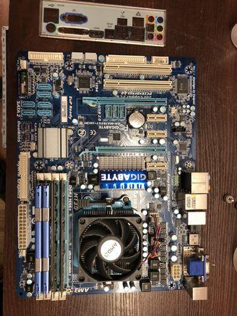 Płyta główna, procesor AMD Athlon, 6GB RAM