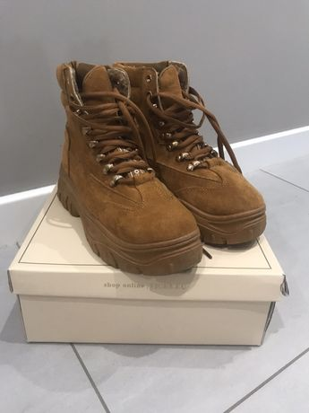 Świetne sneakersy r.36 polecam