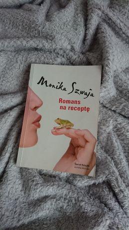 Romans na receptę Monika Szwaja