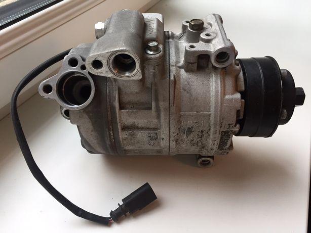Компрессор кондиционера VW 7H0820805С Denso 447220-9093 тип 7SEU16С