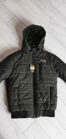 Мужская куртка Fila,Zara,H&M
