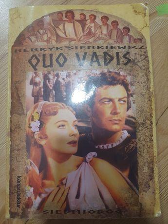 """Quo Vadis"" Henryk Sienkiewicz"
