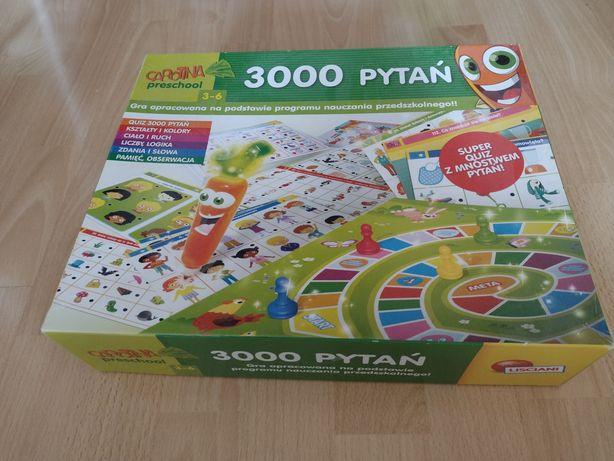 Gra edukacyjna 3000 pytań
