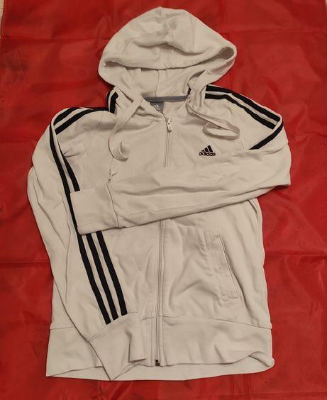 bluza Adidas rozmiar 36 (158cm) biała