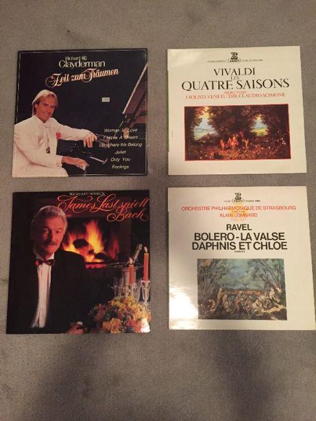 4 LPs Música Clássica