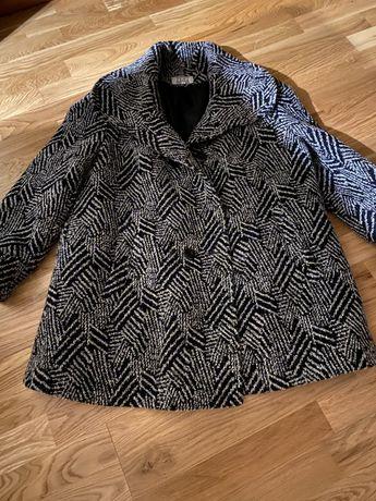 Zimowa  kurtka, palto 30% wełna